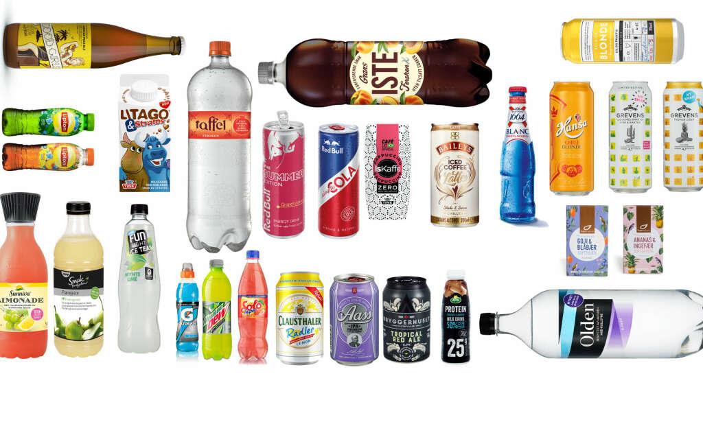rema 1000 sodavand