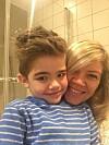 ORGANDONASJON: – Å ha et alvorlig sykt barn fører til at man lærer å leve i nuet, og å sette pris på alle de små tingene i hverdagen som man ellers ikke tenker over, sier Bente, Marwins mor. (Foto: Privat)