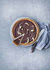 OPPSKRIFT KAKE: Server gjerne kaken sammen med vaniljeis. FOTO: Winnie Methman